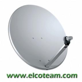 Parabola satellitare 60cm ferro