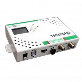 Anttron TM190HD Modulatore Digitale HD con ingresso HDMI e player USB