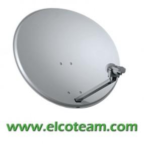 Parabola satellitare alluminio Tele System PF68