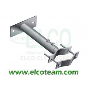 Zanca a muro telescopica tubolare 25÷42 cm