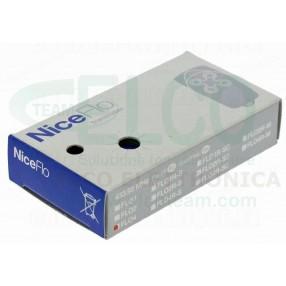 Radiocomando originale NICE Flo 4 canali cod. FLO4