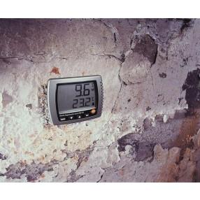 Testo 608-H2 Termoigrometro con Allarme