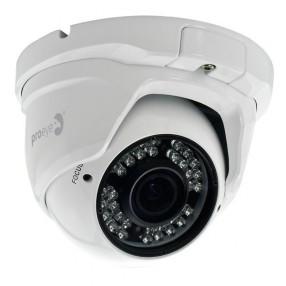 Telecamera Dome Antivandalo CMOS 800 Linee Varifocal 2,8-12mm