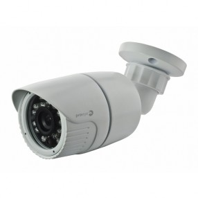 Telecamera Bullet IP 2 Megapixel FullHD ottica fissa