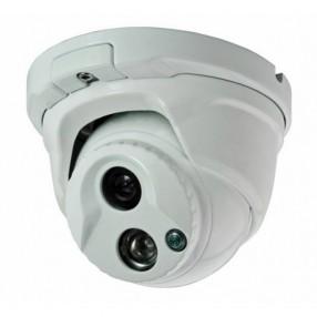 Telecamera Dome AHD 1 MPixel Ottica Fissa 2,8mm