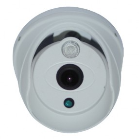 Telecamera Mini Dome AHD 1 MPixel Ottica Fissa 2,8mm