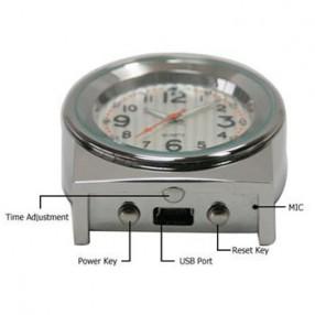 Orologio da Tavolo con Microtelecamera Spi