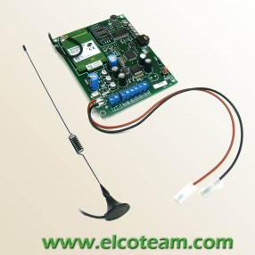 Combinatore telefonico Fracarro CT3-GSM