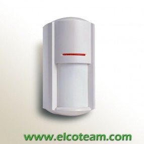 Rivelatore da esterno Doppia Tecnologia Fracarro DT-EX12