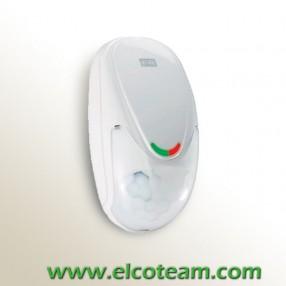 Rivelatore Doppia tecnologia Fracarro DT900 completo di snodo