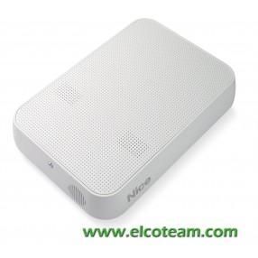 Centrale filare e wireless Nice HSCU2GC con combinatore PSTN
