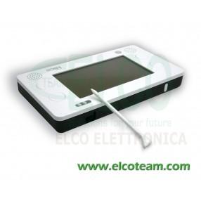 Telecomando wireless Touch screen Nice HSTS2IT per sistemi Nice HomeSystem - Penino