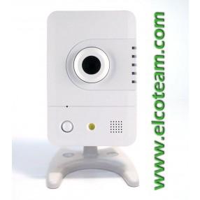 Telecamera IP Cube da interno 1Mpixel Fine GP-100-CB