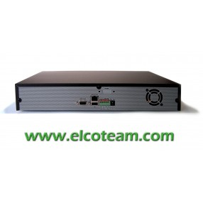 Network video recorder 4 telecamere FINE NVR-1204H