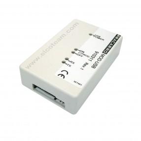Modulo interfaccia USB/RS232 centrali Defender filare Fracarro MOD-USB
