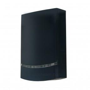 DSC NeoSound sirena grigio metallizzato da esterno via filo