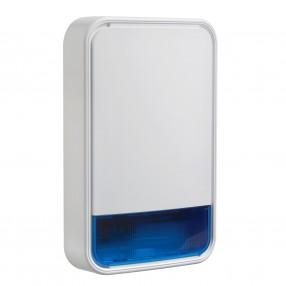 DSC PG8911 sirena da esterno con tecnologia wireless PowerG
