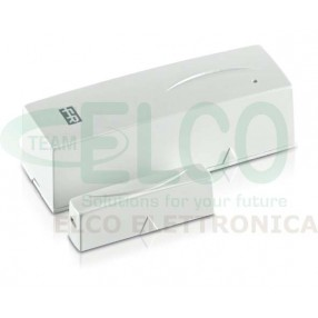 Fracarro WL04MB - Sensore Magetico Wireless Bianco