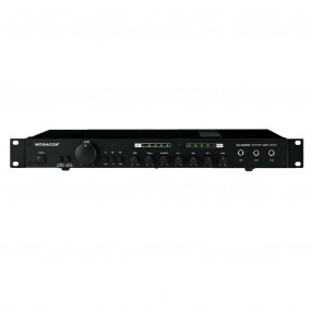 Monacor SA-230 Amplificatore stereo installabile a rack
