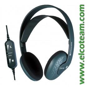 Cuffia stereo con volume a filo Beyerdynamic DT131TV