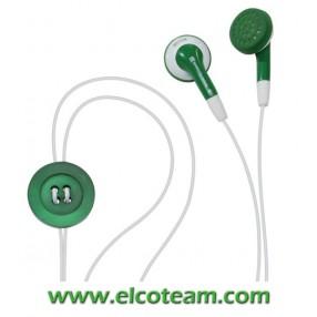 Auricolare stereo verde Beyerdynamic DTX11iE