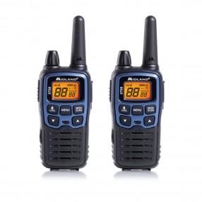 Midland XT60 Coppia di radio ricetrasmittenti LPD e PMR