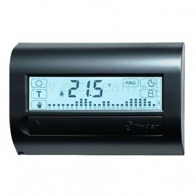 Finder 1C.81 Cronotermostato touchscreen antracite con programmazione da smartphone NFC