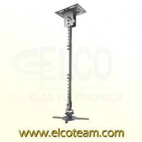 Supporto da soffitto per proiettori NewStar BEAMER-C100SILVER