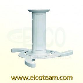 Supporto da soffitto per proiettori NewStar BEAMER-C80WHITE