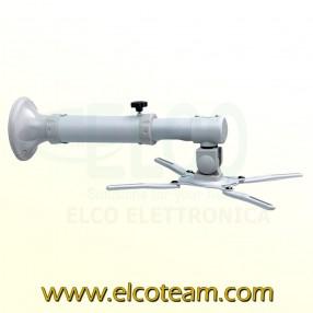 Supporto da parete per proiettori NewStar BEAMER-W050SILVER
