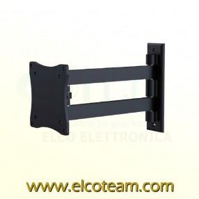 Supporto articolato da parete per monitor/TV NewStar FPMA-W820BLACK
