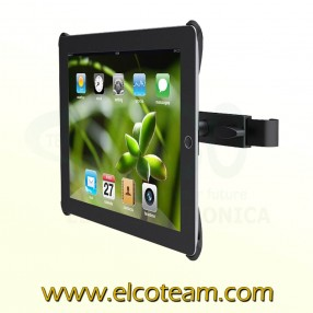 Supporto auto per  iPad 2 NewStar IPAD2-CM10BLACK
