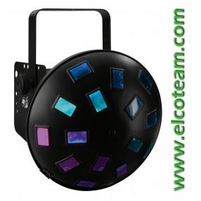 """Effetto luce a LED """"Dazzler"""" con controllo DMX"""