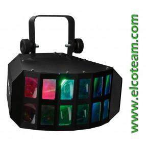 Effetto luce a LED a 12 raggio con controllo DMX