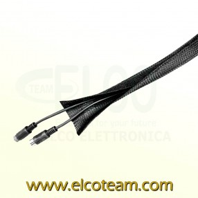 Guaina raccogli cavo flessibile NewStar NS-CS200BLACK