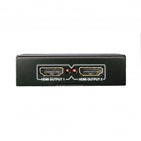 Splitter HDMI 4K 2 porte Lindy 38057