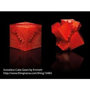 Stampante 3D Velleman K8200  -Esempi di Stampa