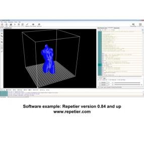 Esempio Software Repetier (www.repetier.com)