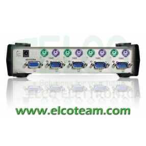 KVM switch desktop 4 porte Aten CS84A