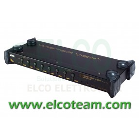 KVM switch 8 porte rack mount Aten CS9138