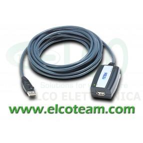 Prolunga attiva 5mt USB 2.0 Aten UE250