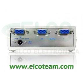 Switch VGA 2 porta Aten VS291