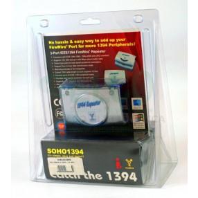 SOHO1394 Hub Firewire 3 Porte