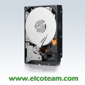 Hard Disk Sata 500 GB per applicazioni Video DVR / NVR
