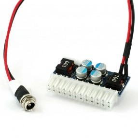 Alimentatore 12 VDC per PC formato Pico ATX 160 Watt