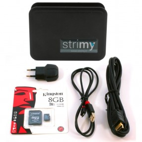 Strimy Digital Signage Starter Kit con Raspberry
