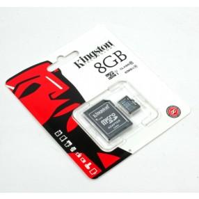 Memoria SD da 8Gb