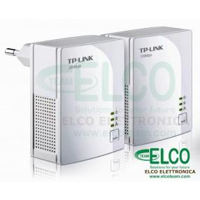 TP-Link TL-PA2010KIT Starter Kit Nano Powerline AV200