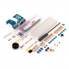 Kit Workshop base Arduino cod. A000010