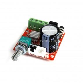 PAM8610 Modulo Amplificatore Stereo 2x10W